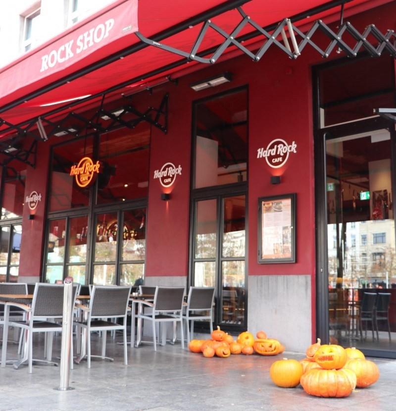 Lil Monsters Ball Hard Rock Café Antwerp Bellemaman